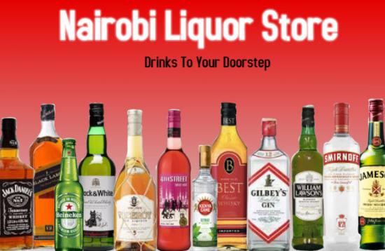 Nairobi Liquor Store